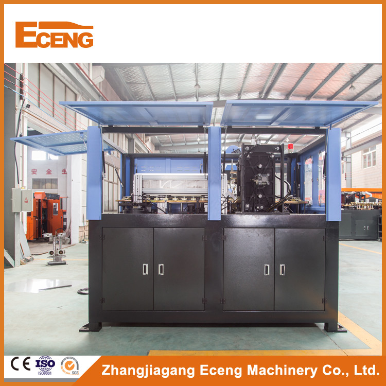 2000 BPH Pet Bottle Preform Making Machine Low Noise Making 7 Kinds Of Bottles