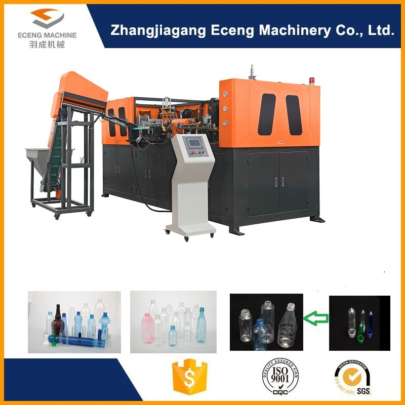 High Capacity Plastic Bottle Manufacturer Machine With Fault Detection Function